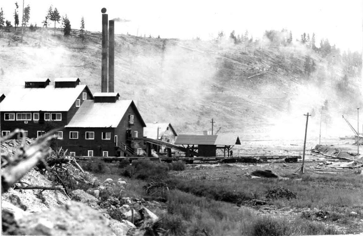 Re: Oregon Lumber Company