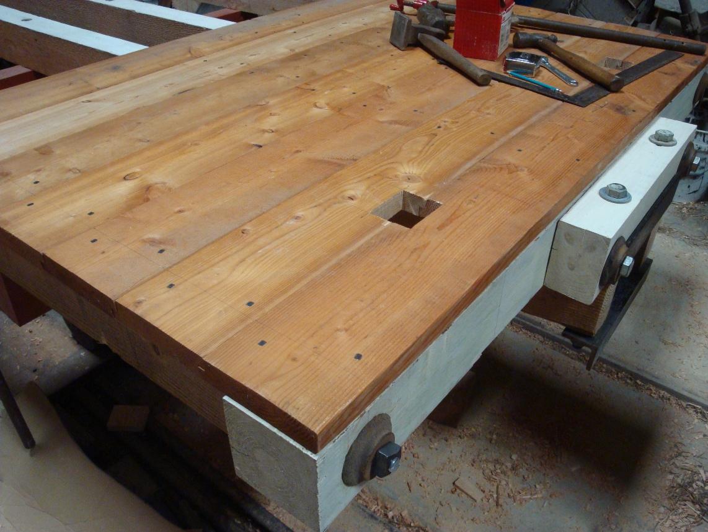 start of deck planking.JPG